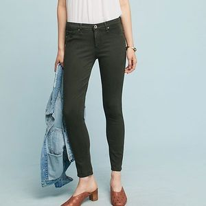 Ag x Anthropologie The Abbey Ankle Skinny Jeans
